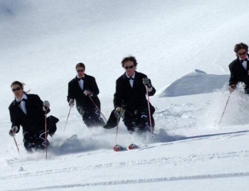 Wat heeft leiderschap met skiën vandoen?